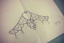 Tattoos & Piercings ideas / by Ashley LiQuori