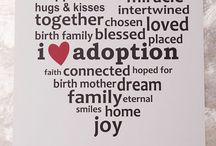 Adoption / by Tami Recke