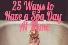 Beauty tips to try. / by Ashley LiQuori