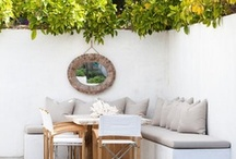 Courtyard / Beautiful courtyard designs and layout ideas.
