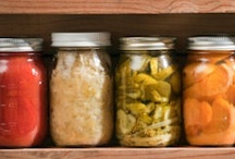 Canning, Freezing Preserving / by Joyce Ward