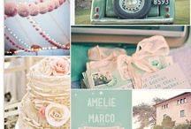Wedding Inspiration Boards / by Lori Wemple