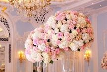 { Pink, Rose & Blush } / Color Inspiration for Wedding & Event Decor