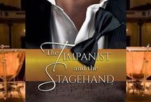 The Timpanist and the Stagehand / Novella, publication date: April 13, 2016, by Ava Hayden