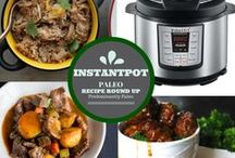 Instant Pot Recipes / by Tami Recke