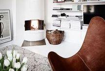 Scandinavian Interior Style / Scandinavian interior design research for my blog post on Scandinavian Style https://buildingstyle.co/2016/07/07/design-styles-explained-scandinavian/