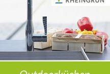 """Outdoor-Küchen / Grillstation G 1-3 Unsere """"Stone Age"""" Modelle G 1-3 geben Ihnen als Einbaugerät alle Möglichkeiten mit offenem Feuer in einem Möbelstück oder fest installierten Outdoor-Küchenblock in Ihrem Garten und in Kombination mit der dazu passenden Garhaube auf der Teppan Fläche – sowohl auf direkter, als auch auf indirekter Hitze mit Niedrigtemperatur oder Backofentemperatur – alle kulinarischen Grill- und Kochwünsche auszuleben"""