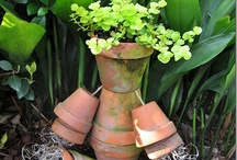 DIY - Backyard Crafts / Your yard is the extension of your personality, make is as beautiful as you are.