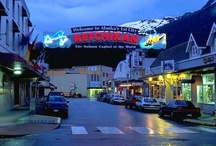 Ketchikan, Alaska / Photos & lots of information about my favorite place - Ketchikan, Alaska!  