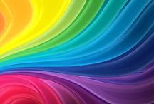 All the Colors of the Rainbow  / by Kathy Field Lewis