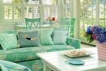 My Favorite Rooms / by Kathy Field Lewis