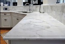 Artisan Marble Countertops / Gorgeous Artisan Group marble countertops in kitchens, bathrooms and more.