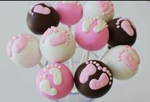 baby shower ideas!! / by Katie Girvin