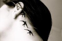 tattoos / by Melanie Bryant