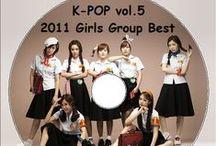 K-POP vol.5 2011 Girls Group Best