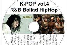 K-POP vol.4 R&B Ballad HipHop