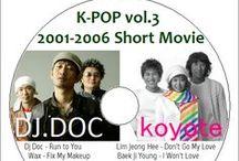 K-POP vol.3 2001-2006 Short Movie