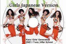K-POP vol.7 Girls Japanese Version