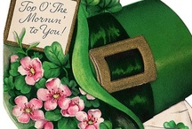 S T  ~  P A T T  Y ' S  ~ D A Y / For each petal on the shamrock