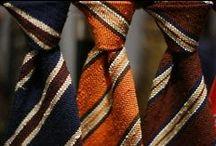 Neckties / by Kenneth Hylbak