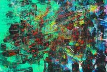Abstract Expressionist / by Kenneth Hylbak