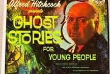 Alfred Hitchcock / by Kenneth Hylbak