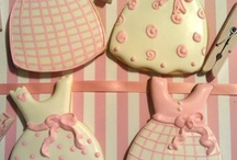 DECORATED COOKIES  / by Marisa M. Camargo