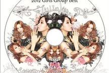 K-POP vol.8 2012 Girls Group Best