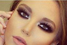 Eyes makeup  / by Sirenas Uñas