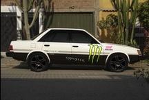 SUBY'S - Subaru Lifes / by Gheroo Fx