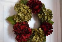 HeartOfTheHomeWreath / These are my Wreaths from my Etsy Shop!  / by Jessica Krabbe