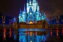 Disney Love / by Sarajane Frock