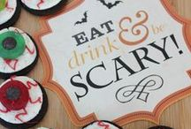 Favorite Halloween Things / All about my favorite time of year - Halloween. I love this fun Fall season and I delight in decorating for it and making crafts too.