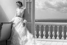 ATELIER PRONOVIAS 2015 / The wisdom and skill of expert seamstresses transform fine fabrics into haute couture designs. These wedding dresses are pure magic.