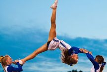 Cheerleading! / Everything Cheer Related  / by Taylor Gallagher