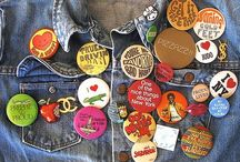 Patches/Badges/Flags / by Haley Black