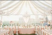 Style Inspiration | Romantic / Inspiring fanciful events with a delicate and ethereal feeling.