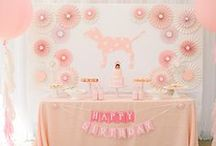 Event Inspiration | Children's Parties / Creative and fun events for the little ones!