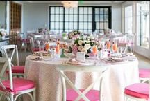 Event Inspiration | Bridal Shower / Amazing and beautiful bridal showers to get your creative juices flowing!