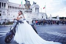 #PronoviasItBrides 2016 / Inspired by the belief that our job is to dress the dreams of stylish women around the world, this project brings that to life by collaborating with influencers from all different countries showcasing their personal style as iconic #PronoviasItBrides! Check the blog: http://goo.gl/C4H30n