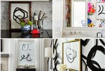 Windows Treatment & Wall Art / Inspiring windows dressing, walls art, and wall decor. DIY how to's located in DIY Craft or DIY Home boards