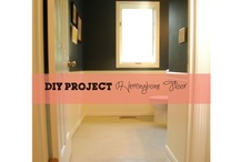 {DIY} Home Improvement Projects / DIY Project Ideas and How to's
