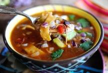 Soups / by Rhondi DiGiorno ~ Big Mama's Home Kitchen