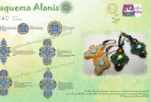 My work: Tutorials beads