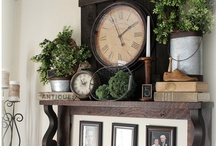 Decorating Ideas - Living Room/Family Room