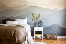 Let's DIY on the Wall! / Do it yourself ideas for the wall! I like thema all!