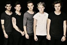 My obsession with One Direction! / by Alissa Denning