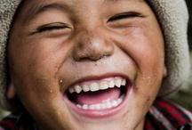Laugh / (glim)Lachen / Happy/ Smile /Blij / Alles wat een mens gelukkig maakt, waar je blij van wordt!
