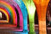 Rainbow / Colours / Kleuren van de regenboog