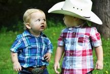Country Kids / Nothing beats growing up country! / by Country Magazine